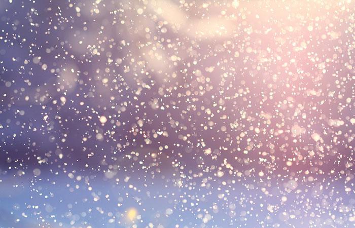 картинки снег красивые