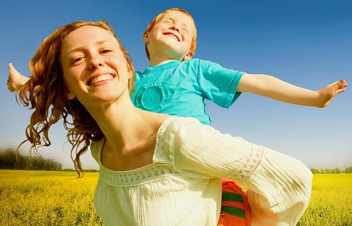 Обязательно ли нужно быть мамой чтобы быть счастливой